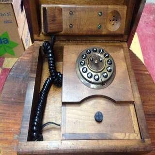 木箱電話意大利製造