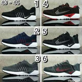 Sepatu olahraga running jogging NIKE airmax new