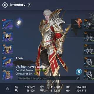 Lineage 2 AW aden