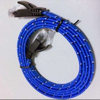 LAN Cable Flat.typed•1M