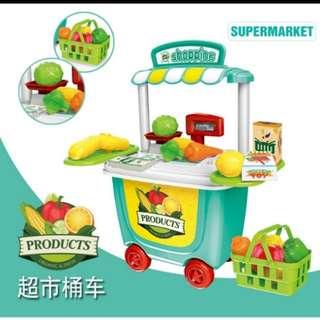Supermarket play set!