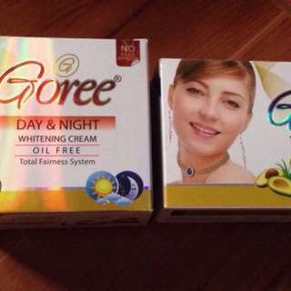 Authentic Goree Beauty Products