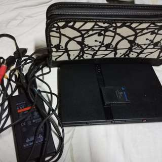 Used PS2 With 8 GB Memory and 23 Games but no Controller (Price Negotiable/RUSH)