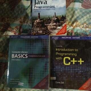C++/java/comp basic