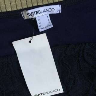 SuiteBlanco Dress