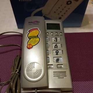 电话机一部