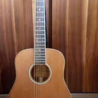 Tanglewood tb baby deluxe guitar