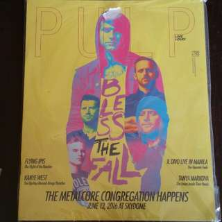 PULP magazine issue #178 June 2016