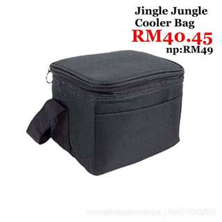 Jingle Jungle Cooler Bag