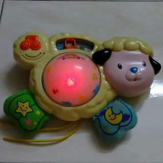 Vtech Baby Lullaby Light-up Lamb