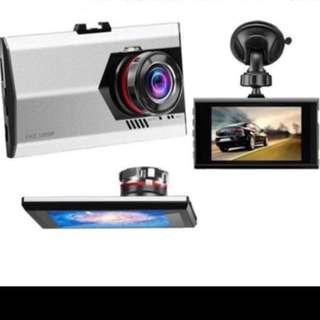 Budget Cheap Car DVR Dash Camera - Brand New, Lightweight, Slim