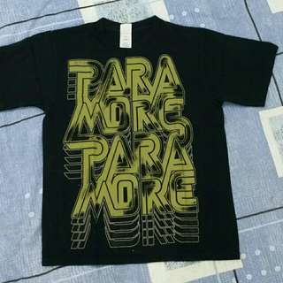 Authentic Paramore band shirt
