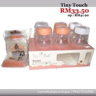 Tiny Touch Storage Bottle