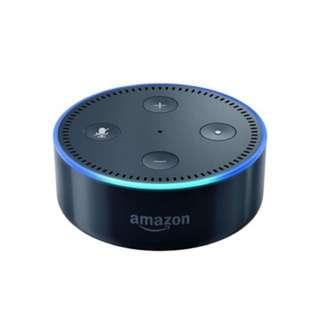 [Ready Stock] Brand New Amazon Echo Dot (2nd Gen) Black