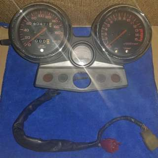 Honda Cb400 Version S Meter
