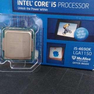 Intel Core i5 4690k 3.5ghz