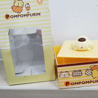 布丁狗盒子,購自日本