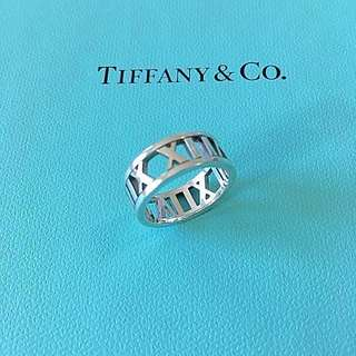 Tiffany Atlas Open Ring (size 5)