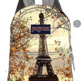 Original Jansport Bags Full Prints