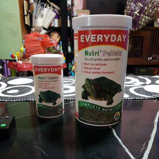 Everydat Nutri Pellets for Turtles or Terrapins