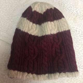 Urban research 羊毛冷帽