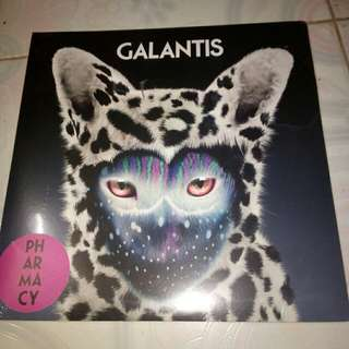 Galantis Pharmacy Vinyl