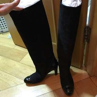 Longchamp長boot