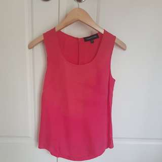 GODWIN CHARLI sleeveless top size S