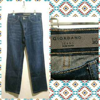 GIORDANO JEANS AUTHENTIC