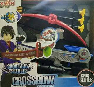 Crossbow Toy (bow and arrow)