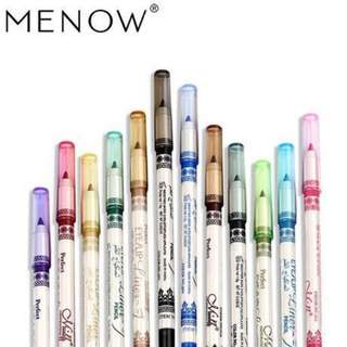 MENOW 12PCS EYE & LIP SET