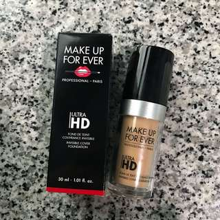 Makeup Forever ultra hd foundation Y245