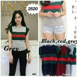 Gucci rajut import top