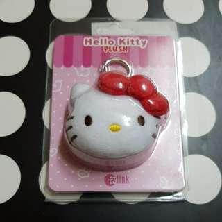 Hello Kitty Ezlink Plush Charm