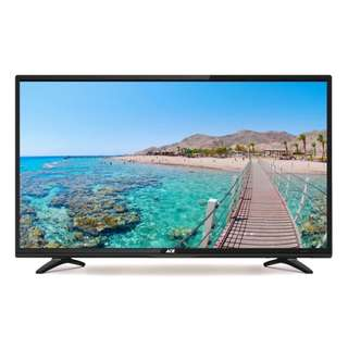 "Ace 43"" Slim Full HD LED Smart TV Black LED-909"