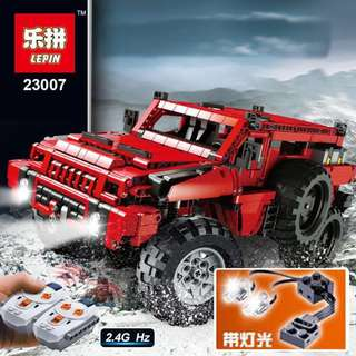 For Sale TECHNIC The Marauder with Remote Control
