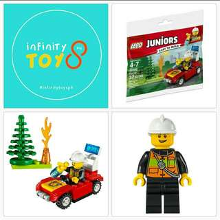LEGO Juniors 30338 Fire Car Polybag