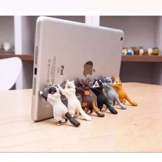 貓貓手機托