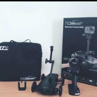 【THUNDER TIGER雷虎】iTableView 攝影車 2.4g 遙控器 控制版 6600-F131(攝影車)