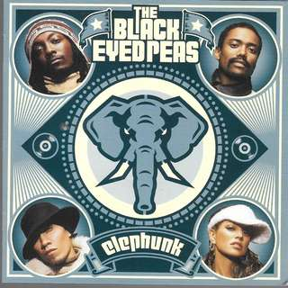 MY CD - THE BLACK EYED PEAS - //FREE DELIVERY BY SINGPOST.