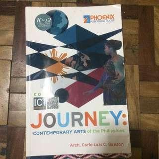 USED Con Arts Grade 12 Book