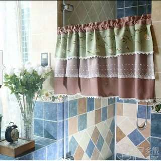 (PO) Country Style Curtains