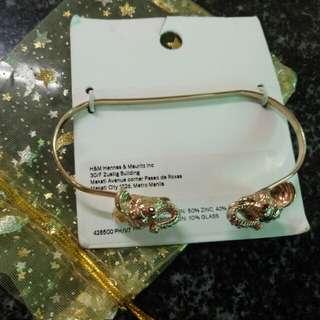 H&M Gold Bracelet