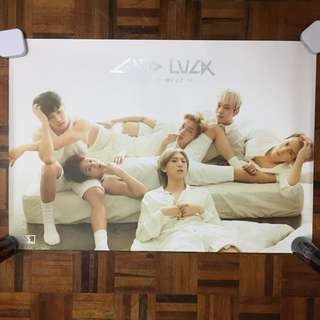 BEAST GOOD LUCK OFFICIAL POSTER