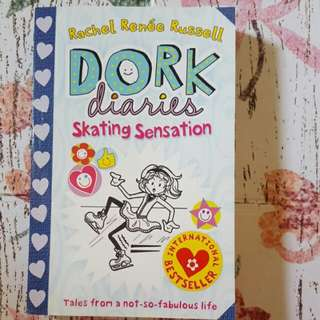 Dork Diaries Skating Sensation