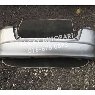 Rear Bumper Belakang Honda Jazz Fit GE6 Japan