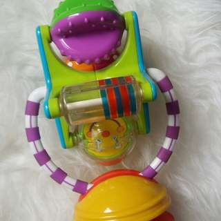 Mainan Highchair Rattle