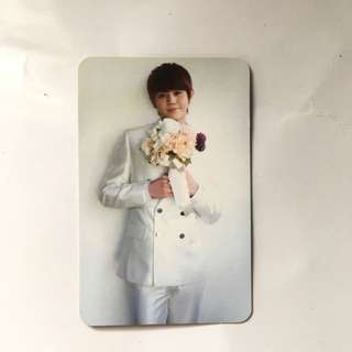 YOSEOB PHOTOCARD [MIDNIGHT SUN LIMITED EDITION]