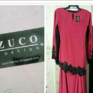 Kurung moden by zuco fashion