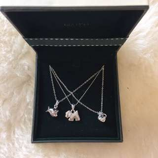 Set of 3 cute necklaces